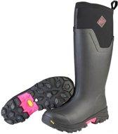 Muck Boot Arctic Ice Tall Snowboot - Zwart/Pink - Dames - Maat 39/40