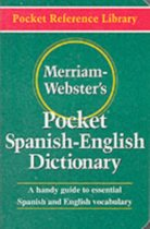 Merriam Webster's Pocket Spanish-English Dictionary