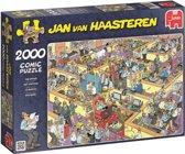 Jan van Haasteren Het Kantoor 2000