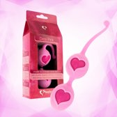FeelzToys Desi Love Balls Vagina balletjes - Roze