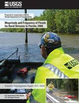 Magnitude and Frequency of Floods for Rural Streams in Florida, 2006