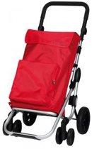 Playmarket Go plus trolley boodschappenwagen rood