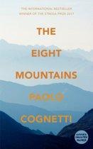 Boekomslag van 'Eight mountains'