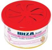 Ibiza Scents Luchtverfrisser Blikje Suikerspin Rood