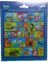 NSC - Stickers - Disney - Dieren