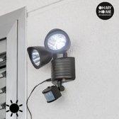 Oh My Home Lamp op Zonne-Energie met Bewegingssensor