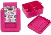 Orange Rebel Snackbox voor kinderen Roze 10,2 x 8,6 x 6,3 cm