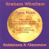 Graham Whettam-Piano Music