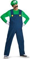 """""""Luigi™ Deluxe outfit voor volwassenen - Verkleedkleding - Large"""""""