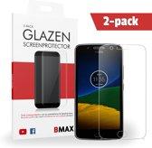 2-pack BMAX Glazen Screenprotector Motorola Moto G5 / Beschermglas / Tempered Glass / Glasplaatje