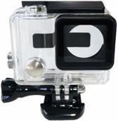 Pro Series Waterproof Housing Case voor GoPro Hero 3+ / 4 - Transparant