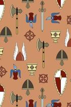 Viking Pattern - Go To Valhalla 36