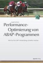 Performance-Optimierung von ABAP®-Programmen
