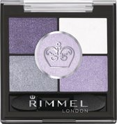 Rimmel London Glam'Eyes HD Pentad - 025 Victoria's Purple - Oogschaduw