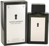 Antonio Banderas The Secret 100ml EDT Spray