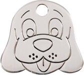 Keltora Penning Dog Face Medium