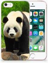 iPhone SE | 5S TPU Hoesje Design Panda