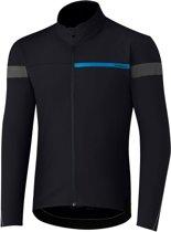 Shimano Fietsshirt - Maat L  - Mannen - zwart/grijs/blauw