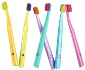 CURAPROX Zwitserse kwaliteit kindertandenborstel met zachte haren | 6-PACK