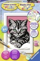 Ravensburger Schilderen op nummer Liefdevol katje