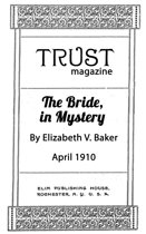The Bride in Mystery