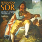 Sor; Complete Studies For Guitar