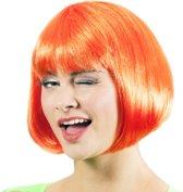 Bobline basic neon oranje