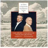 Carl Nielsen: Concerto For Violin&O