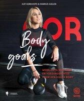 Boek cover Body Goals van Kat Kerkhofs