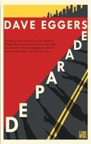 Boek cover De parade van Dave Eggers (Onbekend)