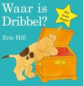 Boek cover Dribbel - Waar is Dribbel? van Eric Hill (Hardcover)