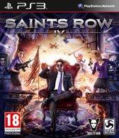 Saints Row IV (4) /PS3