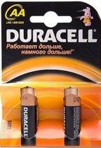 Duracell AA Batterijen - 1300MaH 2 stuks