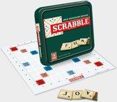 Scrabble Chocolade spel - in luxe Vintage bewaarblik