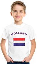 Holland t-shirt kinderen Xl (158-164)