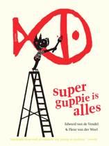 Boek cover Superguppie is alles van Edward van de Vendel