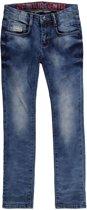 Retour Jeans Jongens Broek - Medium blue - Maat 146