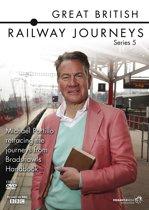 Great British Railway Journeys Series 5 [DVD]