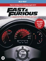 Fast & Furious 1-7 Boxset (Blu-ray)