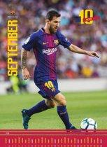 FC Barcelona A3 Voetbal Kalender 2018