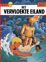 Alex 003 Het vervloekte eiland