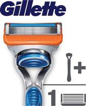 Gillette Fusion Power Scheersysteem + 1 Scheermesje - Scheermes