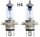 2x Autolamp h4 12v 60/55W Kleur Xenon Super White wit set auto lamp