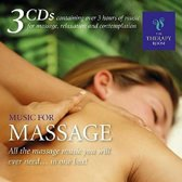 Therapy Rooms Massage 3 cd box