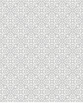 Eclipse Element grijs behang (vliesbehang, grijs)