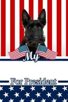 My Scottish Terrier for President