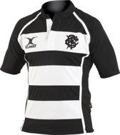 Gilbert Barbarians Supporter rugbyshirt maat M