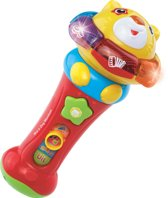 VTech Baby Brul & Zing Microfoon - Babymicrofoon