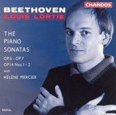 Beethoven: The Piano Sonatas, Op. 6, Op. 7, Op. 14