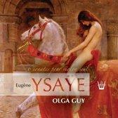 Olga Guy - 6 Sonates Pour Violon Seul